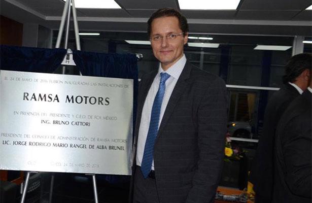 Crece Fiat Chrysler Automóviles México