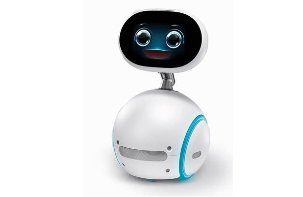 Asus presenta su primer robot para el hogar: Zenbo