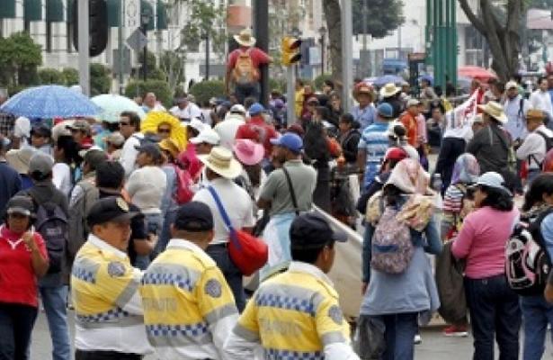 Concentraciones podrían generar tráfico lento en la Ciudad de México