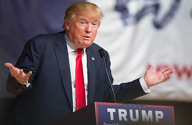 Donald Trump es acusado de violar a una menor de edad