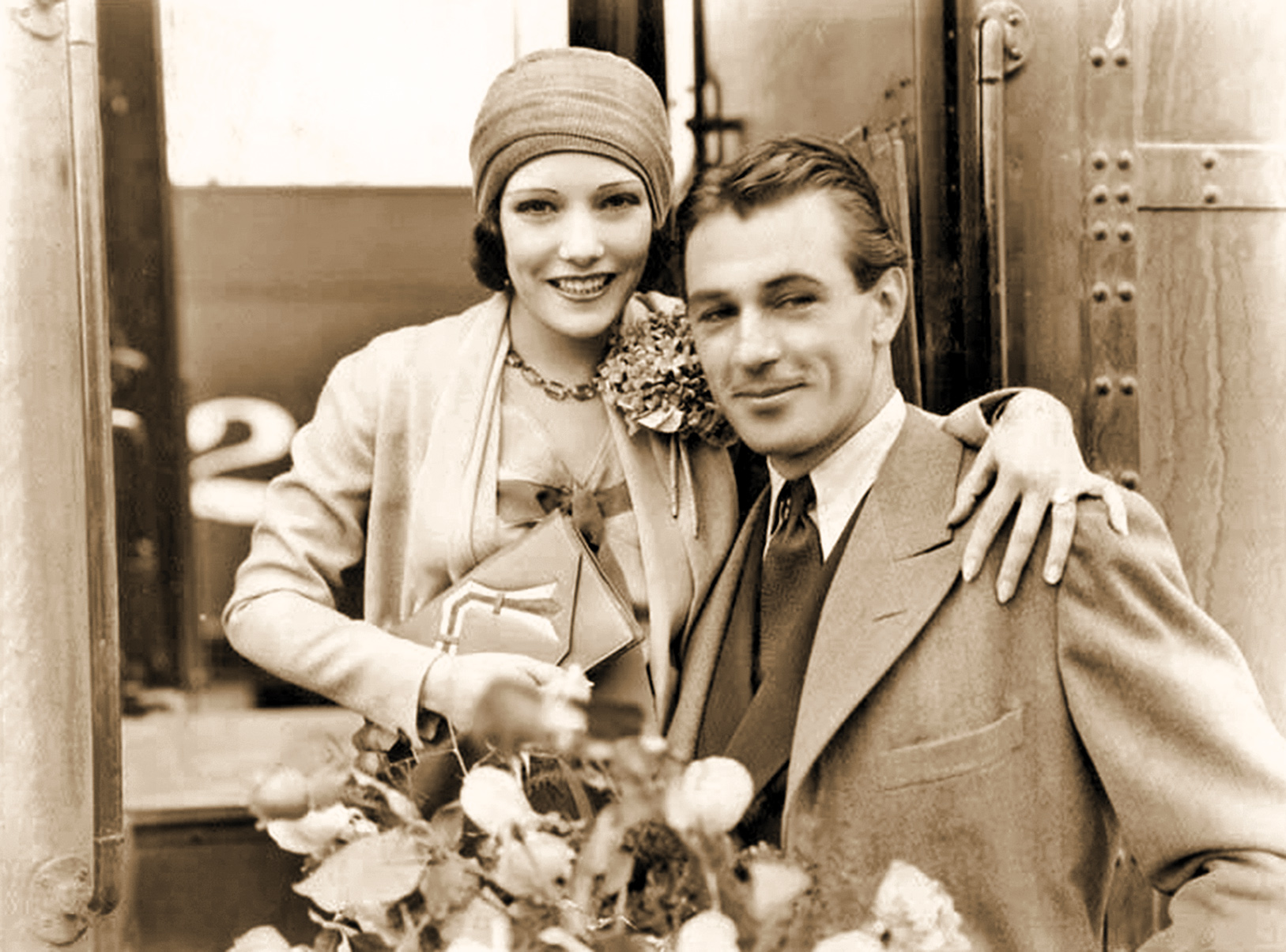 LUPE Y GARY COOPER