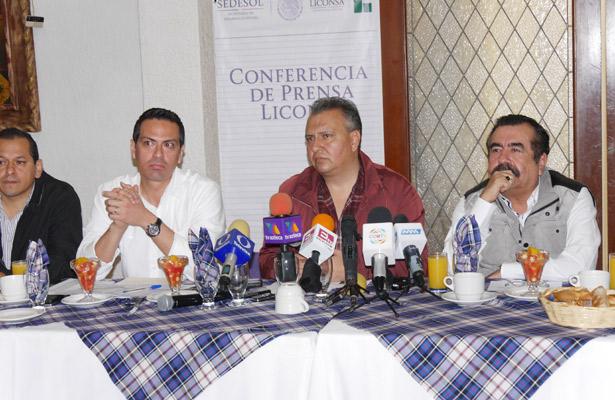 Pide liconsa evitar desabasto en Oaxaca