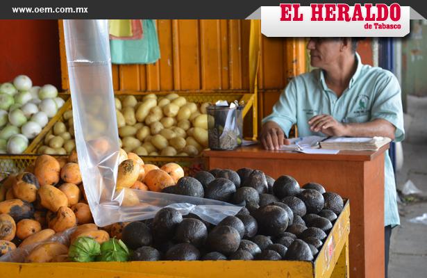 Kilo de aguacate a 70 pesos