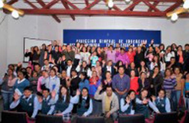 En Naucalpan termina el primer taller de Escuela de Padres