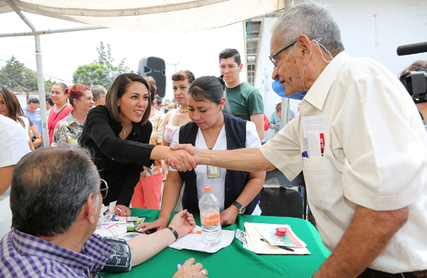Gobierno Municipal realiza Jornadas Médico Asistenciales