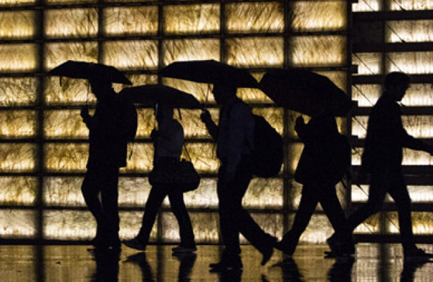 Continuará lloviendo en la CDMX