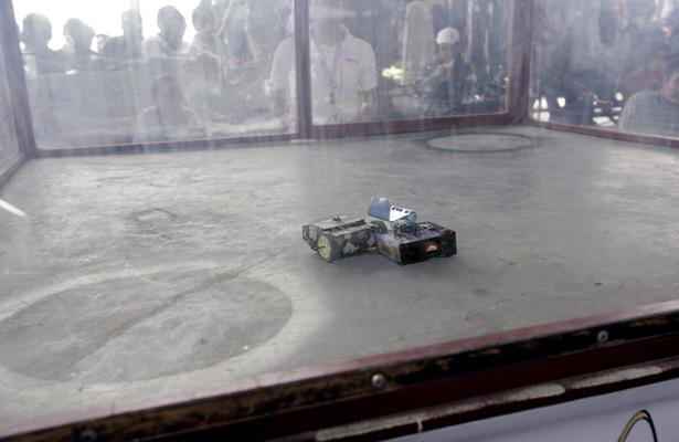IPN será la sede de la Guerra de los Robots