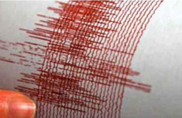 Temblor de 5.3 grados sacude a Chiapas