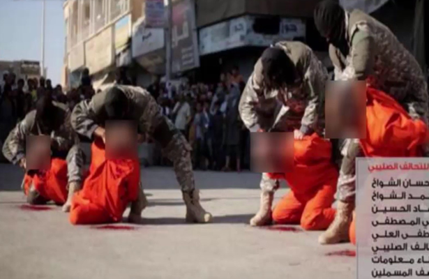 El Estado Islámico decapita a 5 futbolistas