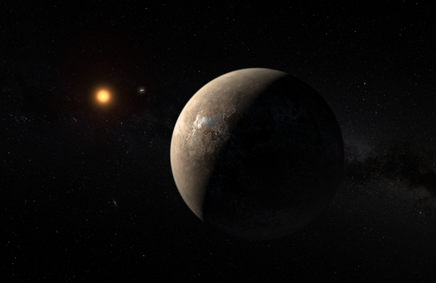 Descubren planeta potencialmente habitable