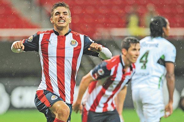 Chivas va a octavos de final