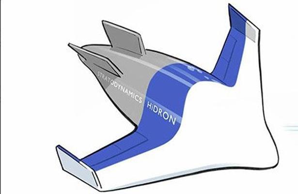 Stratodynamics diseña vehículo aéreo no tripulado