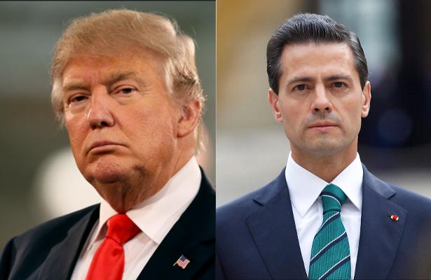 Se reúne hoy Peña Nieto con Donald Trump