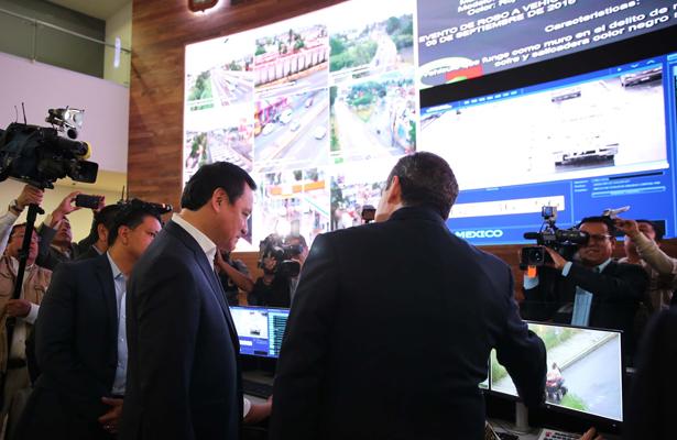 Pide Osorio coordinación entre los tres niveles de gobierno