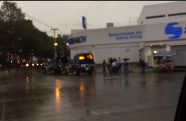 Muere policía de la SSP-CDMX al enfrentar a delincuentes