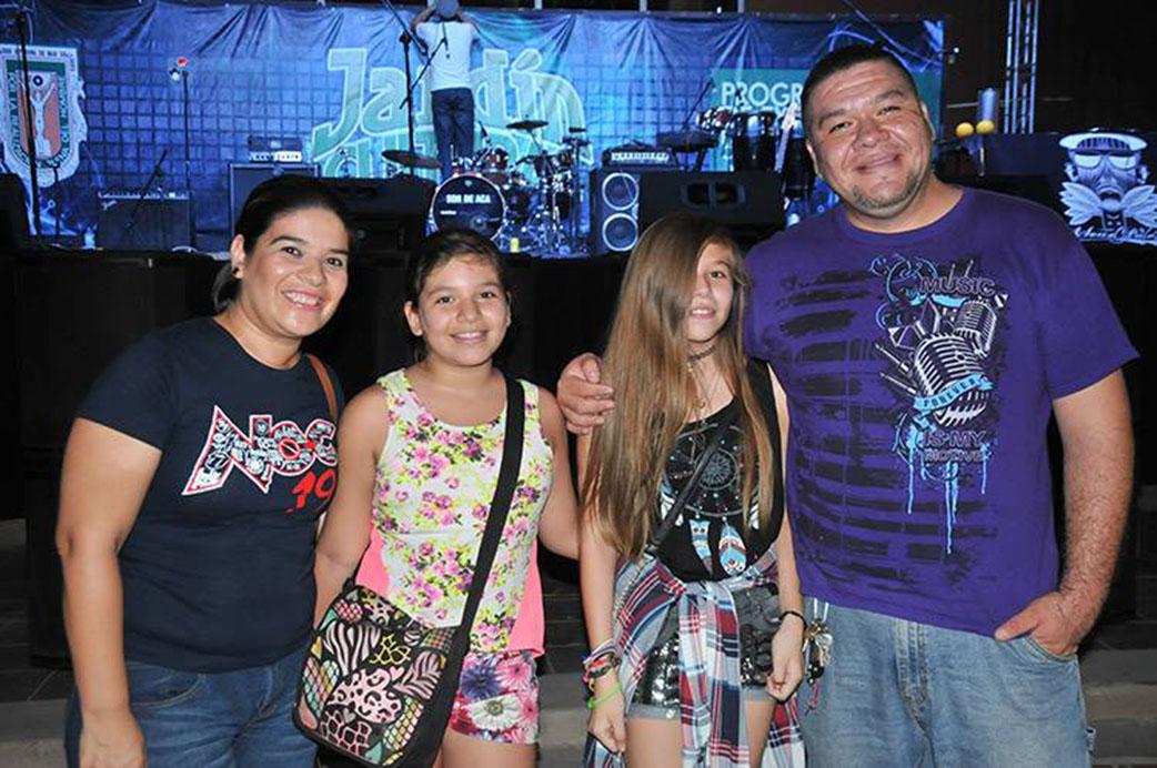 Familia Jacobo Quevedo.