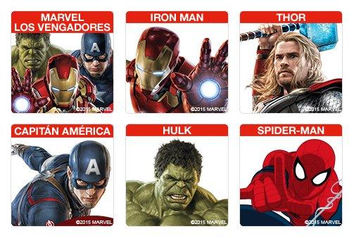 Amazon lanza artículos de Marvel