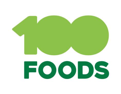 100 Foods