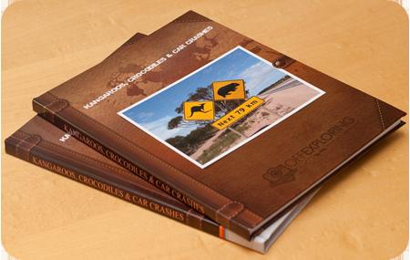 travel journal book shop