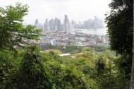 Anne-Sofie i Panama og Venezuela