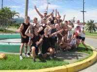 Karins tur til Honduras og Brasilien