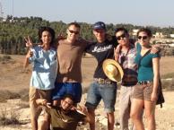 Alex i Kibbutz