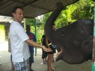 André i Thailand