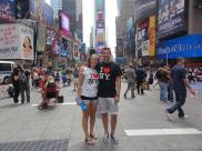 Anja og Bjarkes rejse gennem USA