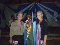 Anjas sabbatår i Afrika 2011