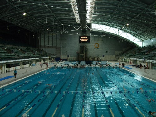 Sydney 2000 Olympic Pool Anna And Ian 39 S Aussie Adventures Off Exploring