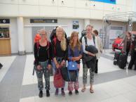 Anne-Sofie på tur i Asia