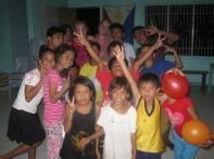 Anne på Filippinerne