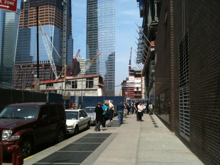 Ground  Zero Today