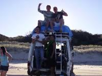 Bav, Joey and Sedge's Travels