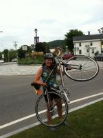 Katies Cross-country Biking Adventure