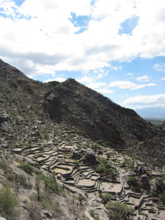 Quilmes ruïnes