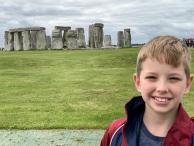 Joshua's UK Adventure