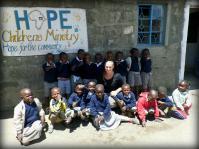 Camilla Vadhs rejse til Kenya