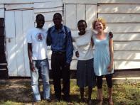 Camilla i Kenya og Uganda