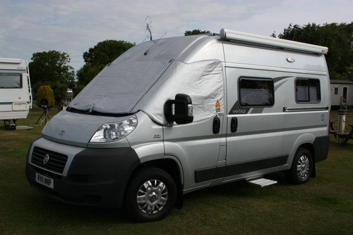 The Fiat Camper Europe By Campervan Off Exploring