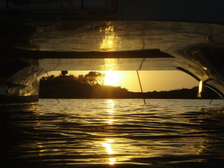 Catamaran aux Bahamas