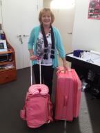 Cathy Berriman's Travels