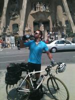 Chris Is Cycling To Barcelona For The EJF