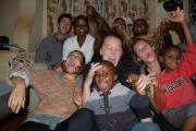 Christina Ahrenkilde, Mit livs oplevelse i Kenya.