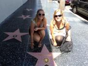 Christina og Belines drømmerejse i USA