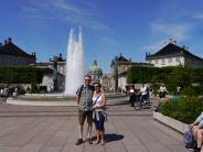 Vanda and Craigs' Scandinavian travels