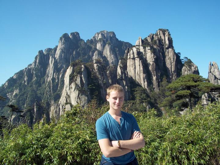 Shangrao China  city photos : San Qin Mountain from Shangrao, China   Dan in China   Off Exploring