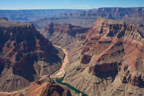 Colorado River dual tone