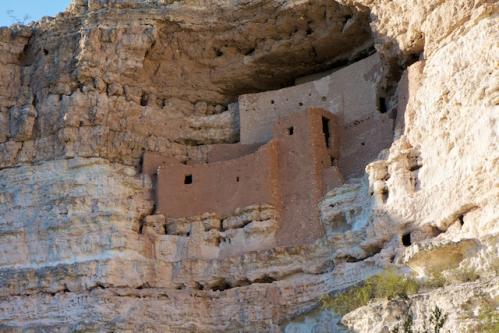 Monezuma castle