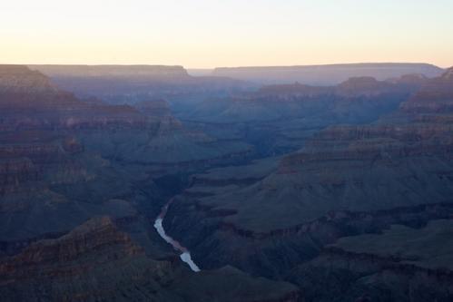 Sunset Grand Canyon 2